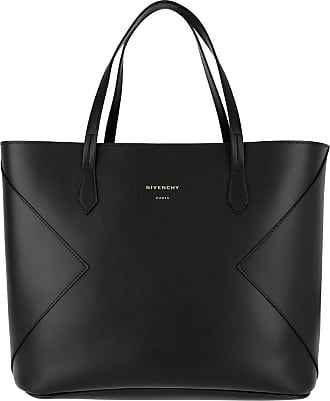 Givenchy Wing Shopping Bag Leather Black/Red Shopper schwarz