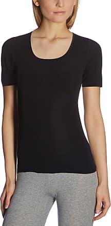 Schiesser Womens Underwear - Black - Schwarz (000-schwarz) - 16 (Brand size: XL)