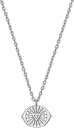 Zoe & Morgan Sechste Chakra-Silberkette - Silver