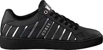 Guess Schwarze Guess Sneaker Low Bolier