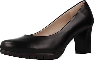 Wonders Women Heeled Shoes I6060 Black 4 UK
