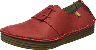 El Naturalista S.A Nf80 Pleasant Rice Field, Womens Derby lace-up shoes, Red (Tibet), 4 UK (37 EU)