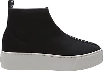 Fiever Tênis California Hi Slip On Preto | Fiever