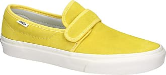 Vans Suede 47V Slip-Ons (suede) aspen gold / blanc