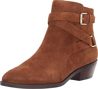 Lauren Ralph Lauren Lauren by Ralph Lauren Womens Egerton Ankle Boot, Whiskey, 5.5 UK