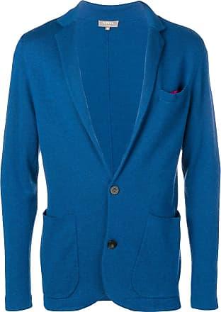 N.Peal Milano jacket - Blue