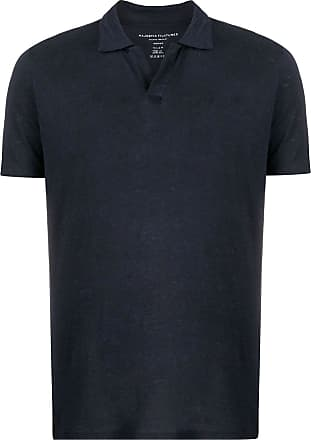 Majestic Filatures Camisa polo lisa - Azul