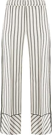 8pm Blunt trousers - Neutrals