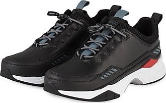HUGO BOSS Sneaker BLOCK RUNN IT - SCHWARZ