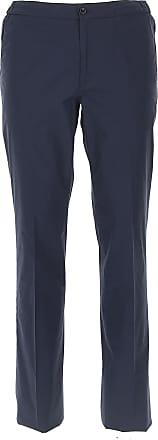 Incotex Pants for Men On Sale, Navy Blue, Cotton, 2017, 32 34 36 38