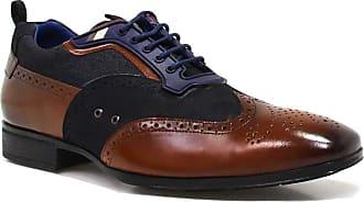 Zariff Sapato Zariff Shoes Social Brogue Couro