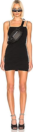 Alexander Wang Twisted Cami Dress in Black