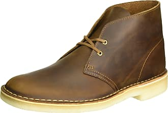 sports shoes 11ab1 af730 Clarks Mens Desert Boot Derby, Brown (Beeswax) 10 UK (44.5 EU)