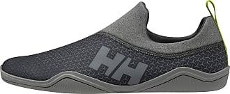 Helly Hansen Mens Hurricane Slip-On Water Shoes, Grey (Ebony/Charcoal 980), 8 UK 42.5 EU