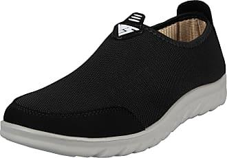 iLoveSIA Mens Multisport Trainers Black UK Size 11.5