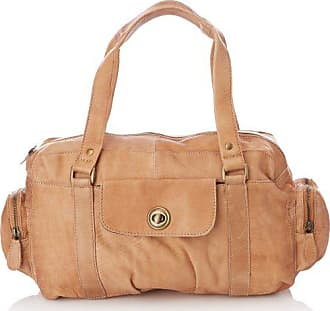 2076190ef0d84 Pieces Damen Totally Royal Leather Small Bag Noos Bowling Tasche