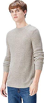 find mit enger Passform Pullover Herren gerippt