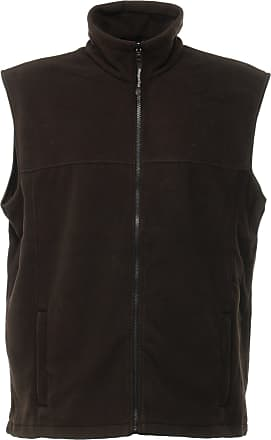 Regatta Mens Haber II 250 Series Anti-Pill Fleece Bodywarmer/Sleeveless Jacket (2XL) (Black)