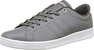 wholesale dealer 1f81b f6d3f adidas Damen Advantage CL QT Sneakers Grau Grey FourUtility Black, 40 2