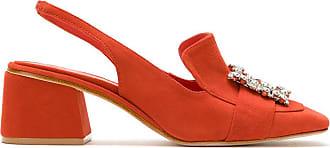 Sarah Chofakian Scarpin Chanel Royalty - Vermelho