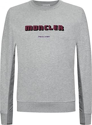 moncler sweatshirt herren schwarz
