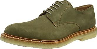 Lotus Men Alexander Derby Shoes, Green (Olive), 11 UK 45 EU