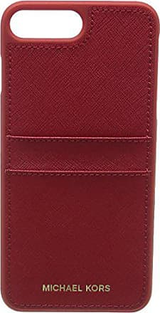 Michael Kors Phn Cover W Pkt 7+ LTR, bright red