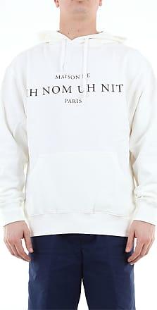 Ih Nom Uh Nit Con Cappuccio Bianco