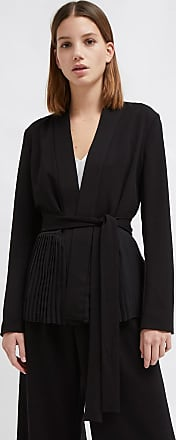 French Connection Angeline Drape Belted Jacket