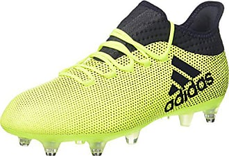 best sneakers fa05e b5aa9 adidas X 17.2 SG Chaussures de Football Homme, Jaune (Solar Yellow Legend  Ink)