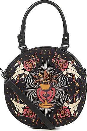 Banned Alternative Handbag Sacred Hands Bag BG7276 Black Size: One Size