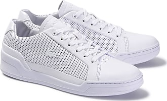 Lacoste Womens 739SFA001321G_40,5 Sneaker, White, 8.5 UK