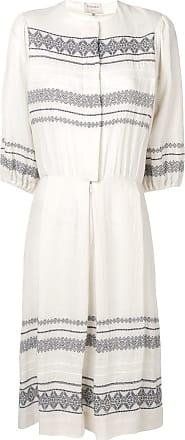 Zeus + Dione Skyros dress - White