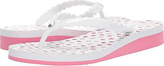 Kate Spade New York Malta (White Shiny Jelly) Womens Shoes