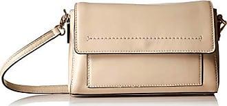 6d0e15950a3 Cole Haan Womens Kaylee Leather Convertible Crossbody Clutch, Brazilian Sand