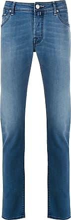 Jacob Cohen stonewashed bootcut jeans - Blue