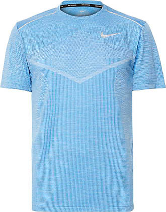Nike Ultra Techknit Running T-shirt - Blue