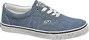 0b6d13cdeef Fila Blauwe Canvas Sneaker Heren (maat 41)
