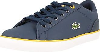Lacoste Lerond 319 1 Navy/Dark Yellow Synthetic 5 UK Junior