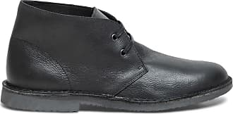 botts noir Éram Desert cuir en NyvwOm80n