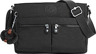 Kipling Womens Angie Black Tonal Crossbody Bag, t