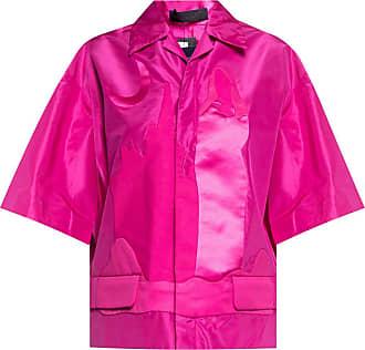 Undercover Short-sleeved Shirt Womens Pink