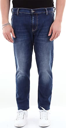 Uniform Skinny Jeans scuro