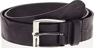 Leather Belt BERNA 95 DIESEL orange