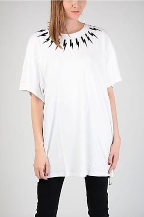 Neil Barrett Oversized FAIR ISLE THUNDERBOLT T-shirt size S
