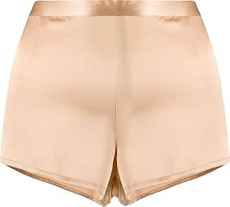 La Perla silk shorts - Neutrals
