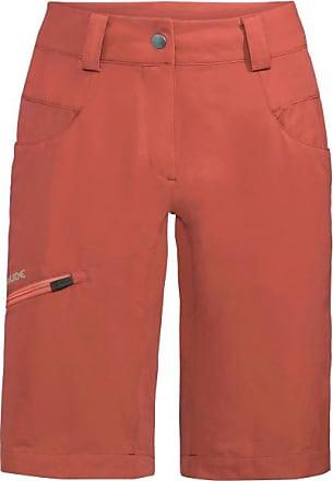 Vaude Skarvan Bermuda Shorts für Damen | rot