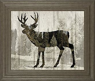 Classy Art Camouflage Animals- Deer by Tania Bello