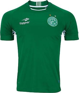 Topper Camisa Topper 1 Sn Guarani Futebol Clube 2017 Verde/branco