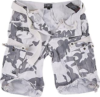 12c2330aabc6 Geographical Norway Cargo Shorts Bermuda Shorts With Belt Shorts Hunter In  Bundle With UD Bandana -